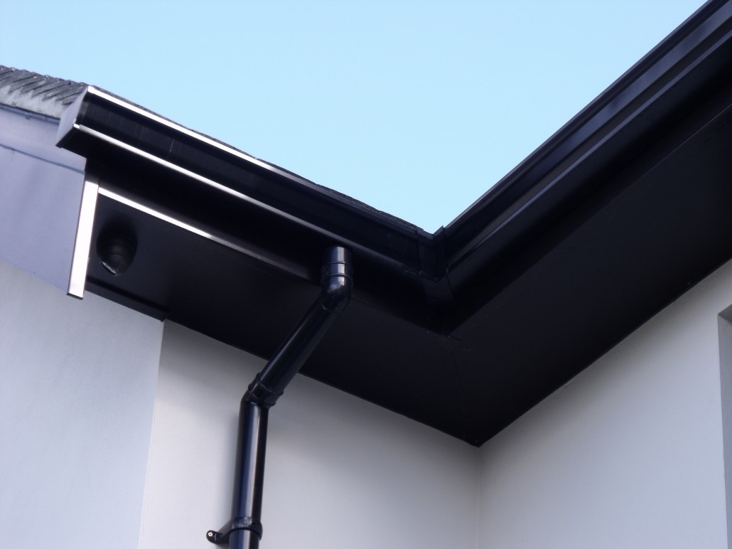 Finlock Concrete Guttering Homefront Roofline Ltd Of Surrey