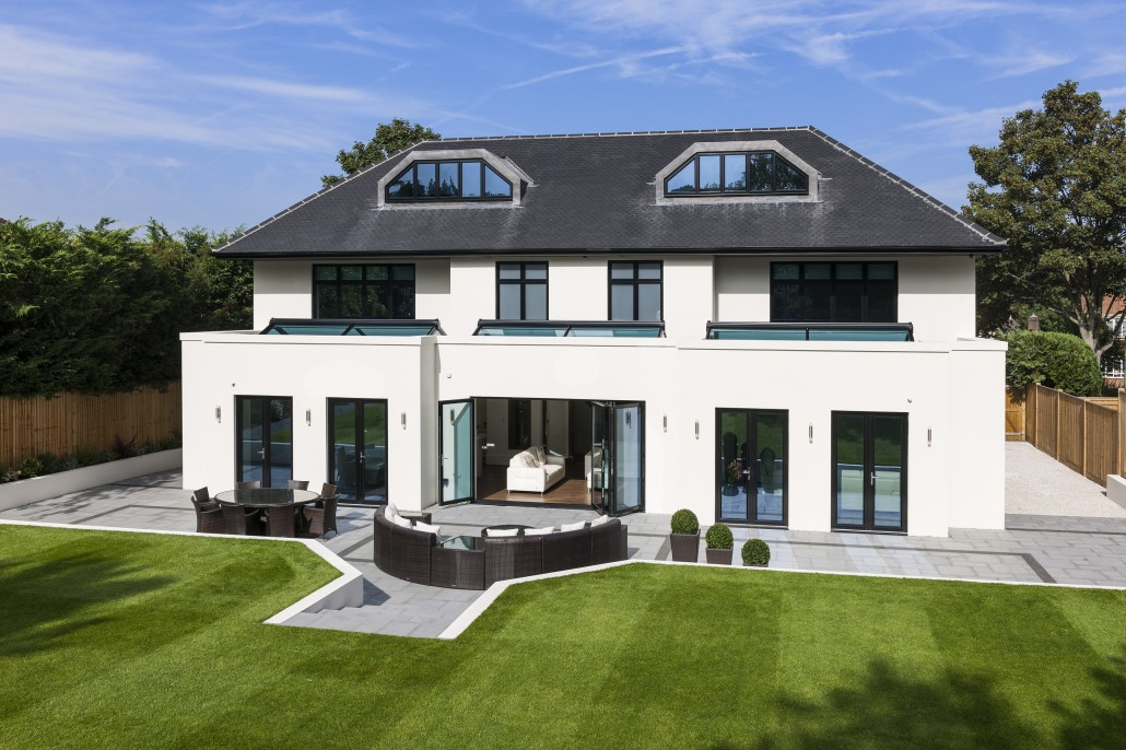 Pvc Windows For Homes : Gallery homefront roofline ltd of surrey