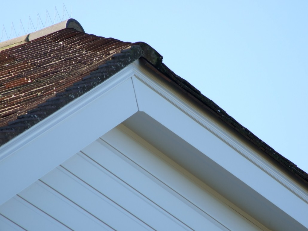 Installation of Guttering, Fascias and Soffits to a Dutch