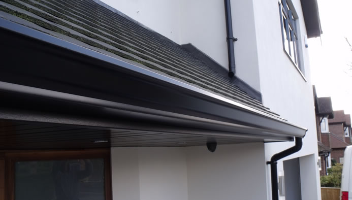 Guttering Repairs And Installation Homefront Roofline