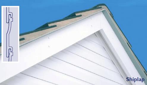 Shiplap PVC Cladding