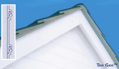 Tee Gee PVC Cladding
