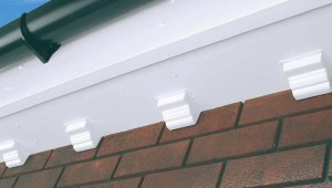 soffit upvc white dentil moulding