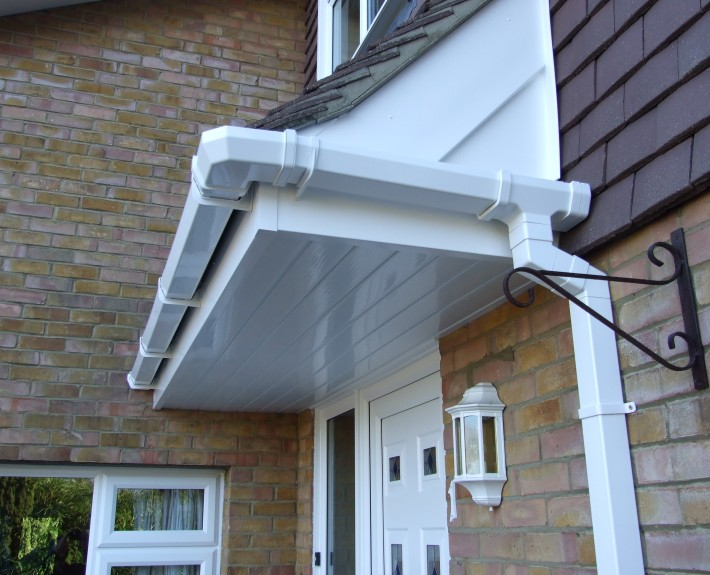 Cladding to Porch Roof