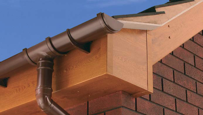 UPVC Fascia Board Installers - Homefront Roofline Ltd of