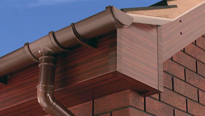 Fascias Homefront Roofline Ltd Of Surrey