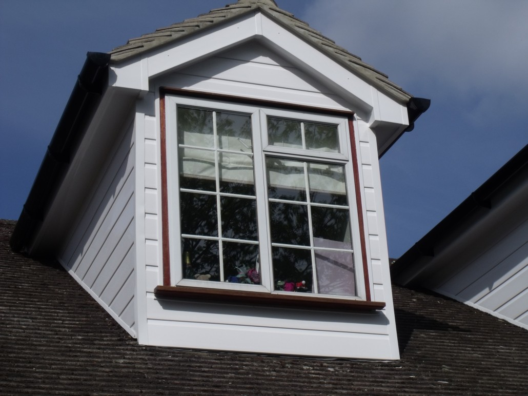 Dormer windows joy studio design gallery best design for Window cladding