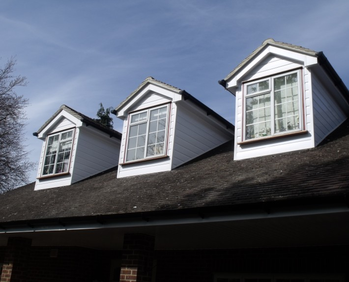 Dormer Fascias, Soffits, Cladding, Barge-Boards and Guttering