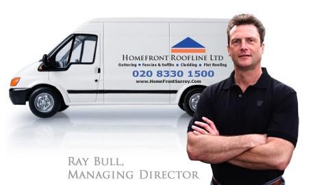 Ray Bull, Managing Director