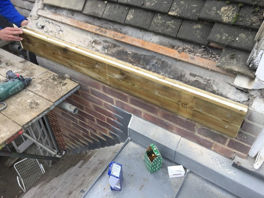 Finlock Concrete Guttering Homefront Roofline Ltd Of Surrey