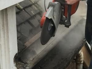 finlock-concrete-gutter-removal