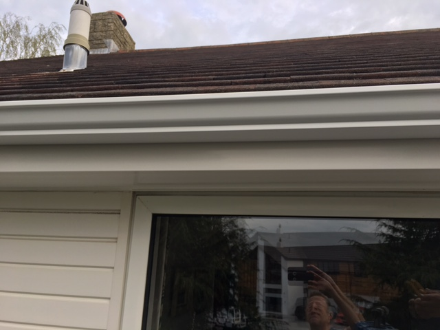 Installation Of Fascias Soffits Gutters And Flat Roofing