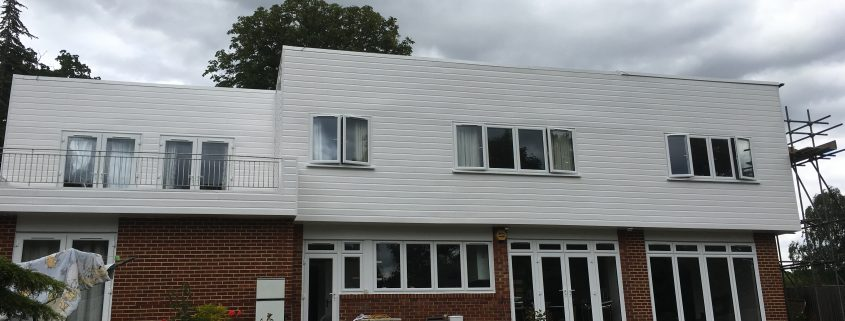 Cladding in Kingston-Upon-Thames 4