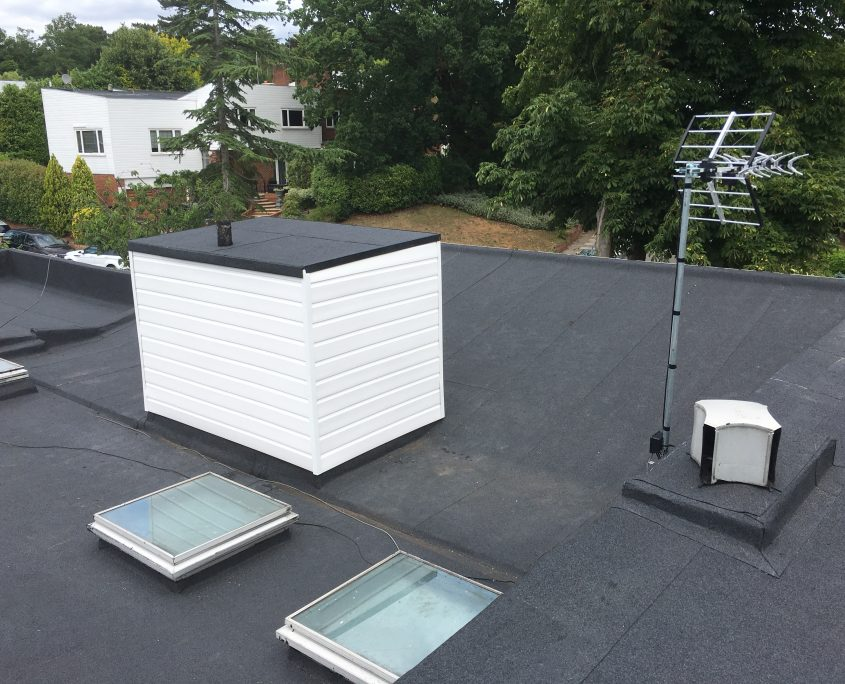 Kingston Flat Roof 2