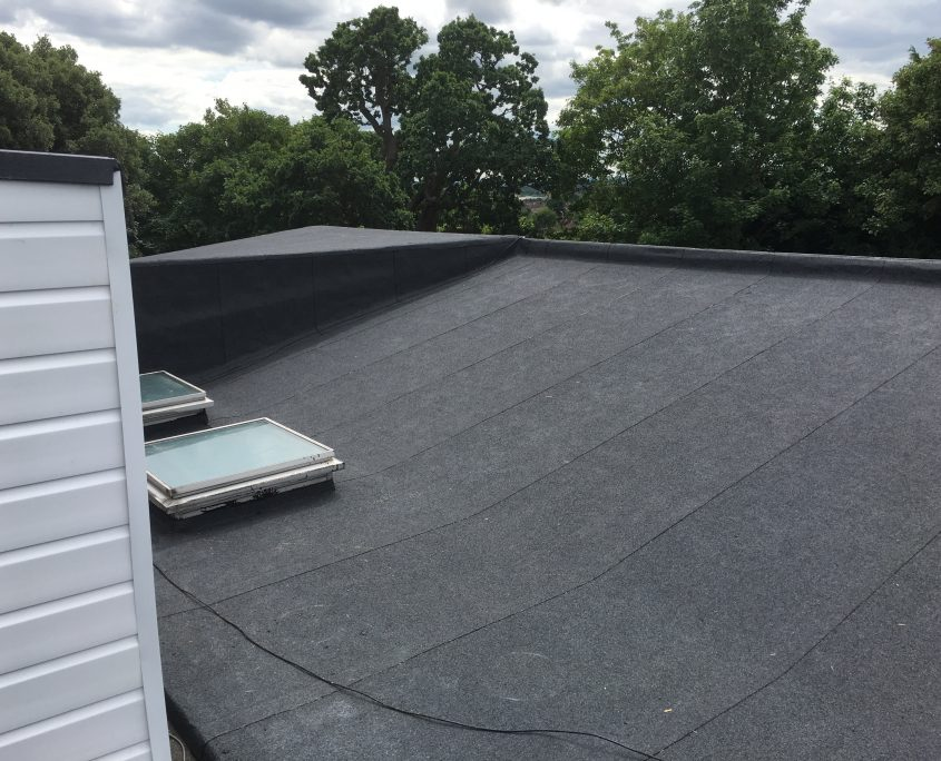 Kingston Flat Roof 1