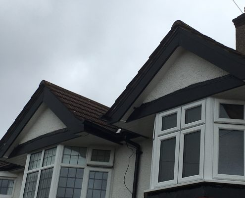 Facsias, Soffits, Barge-boards in Stoneleigh - 1