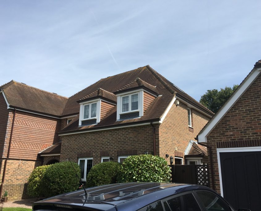Fascias, Soffits and Guttering in Banstead 1