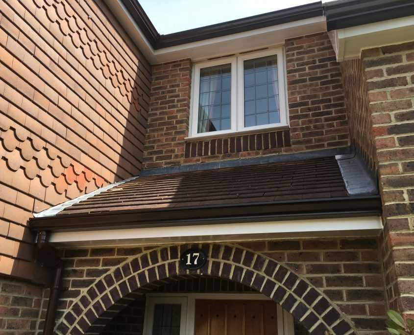 Fascias, Soffits and Guttering in Banstead 5