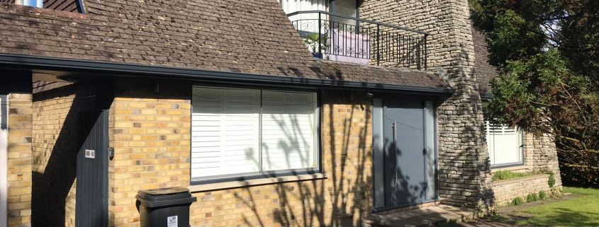 Guttering Project in Woking, Surrey