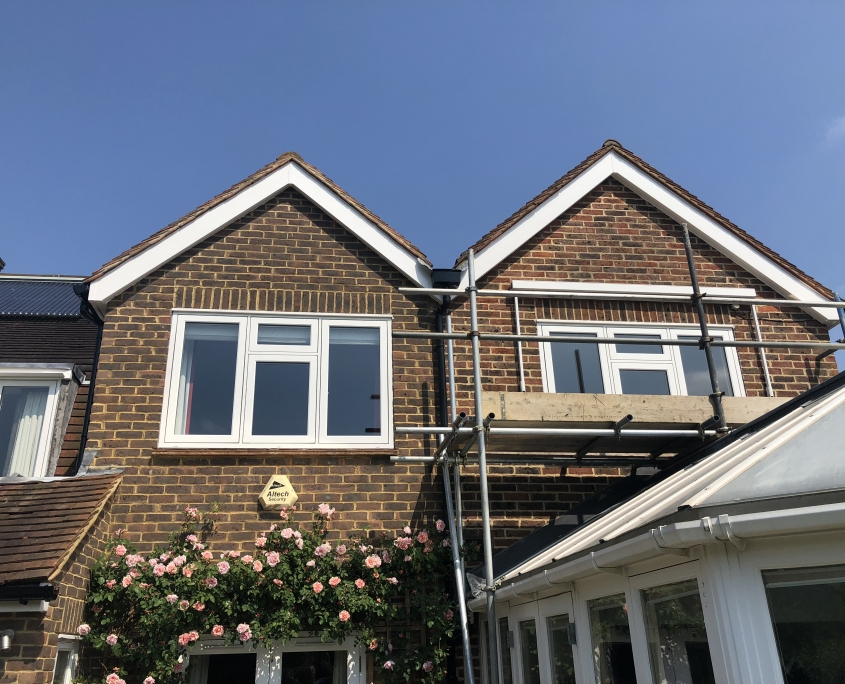 Fascias Soffits Bargeboards and Guttering in Merton Park SW19 2