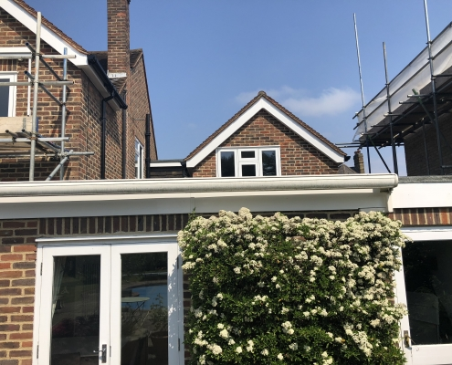 Fascias Soffits Bargeboards and Guttering in Merton Park SW19 3