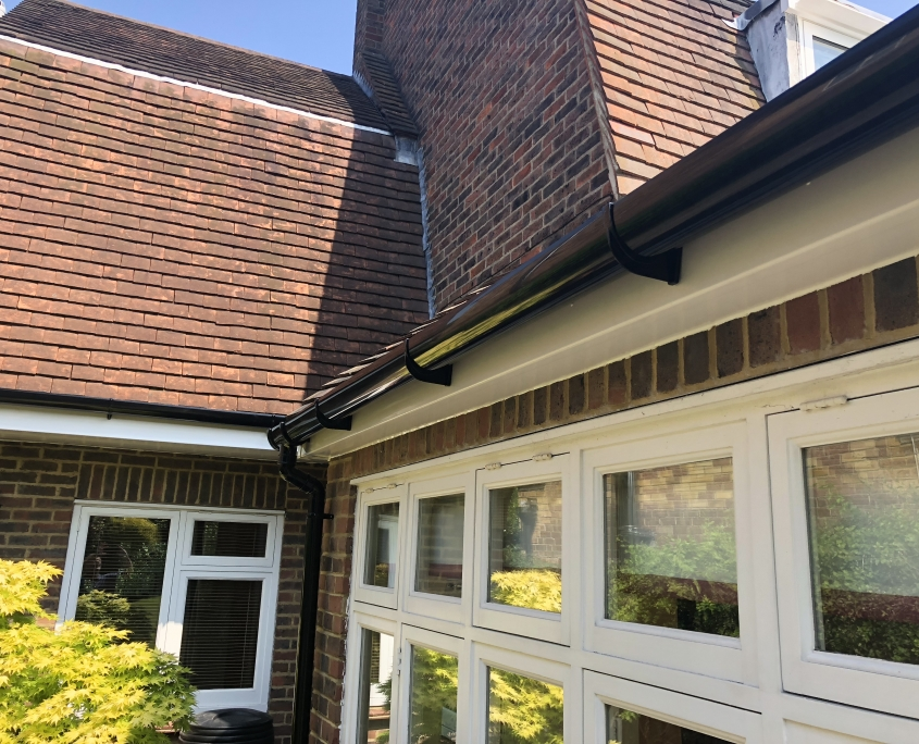 Fascias Soffits Bargeboards and Guttering in Merton Park SW19 5