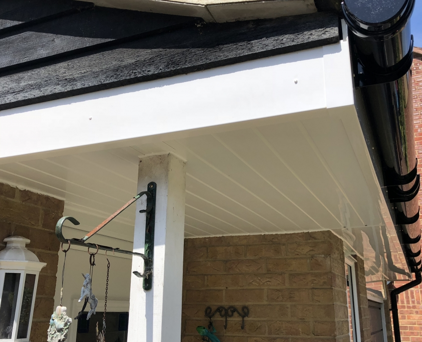 Fascias & Soffits in Banstead Surrey 1