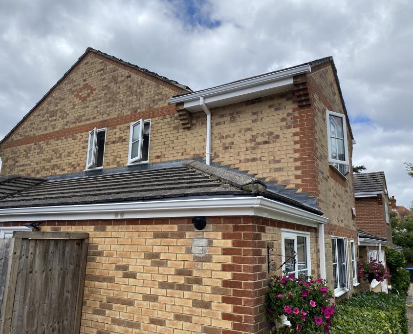 Warlingham Roofline - Side 1