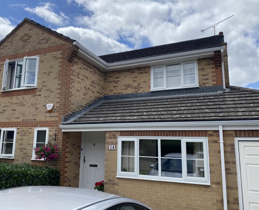Warlingham Roofline - Front 2