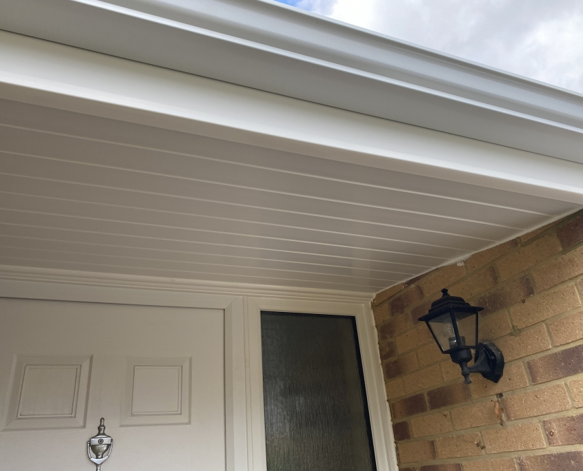 Warlingham Roofline - Porch